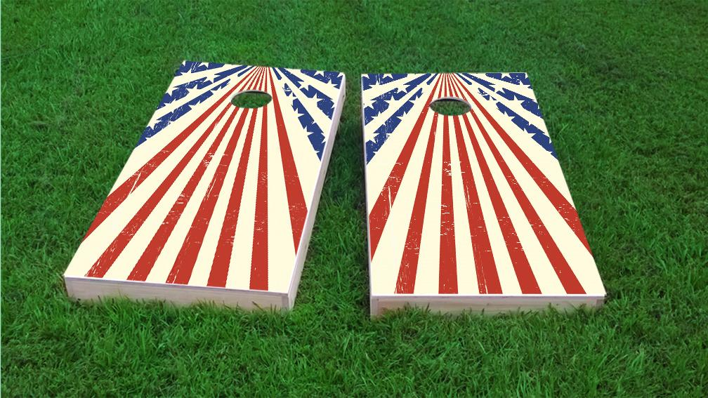 Rock out on the 4th with some Cornhole fun! Prizes include a Gift Card to Butcher + Bar- and more!