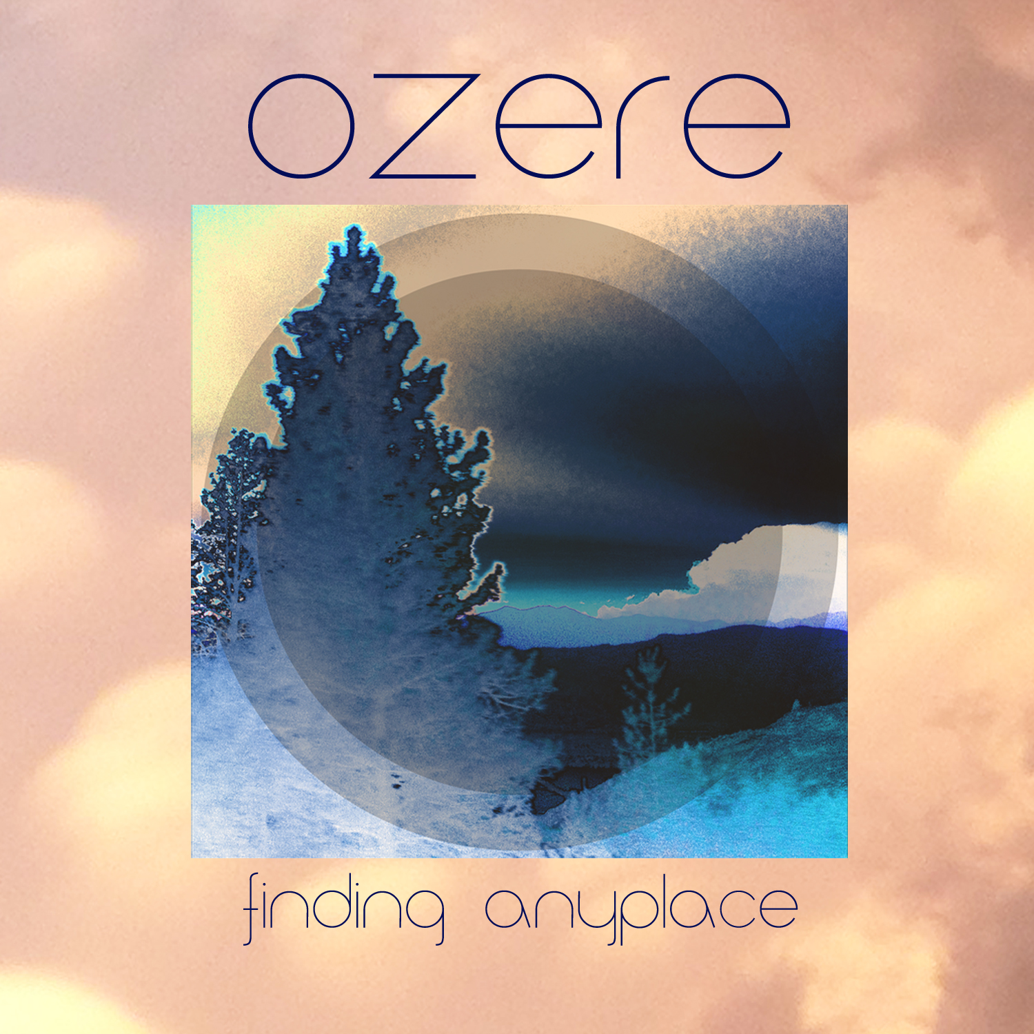 """Finding Anyplace"" Album Cover"