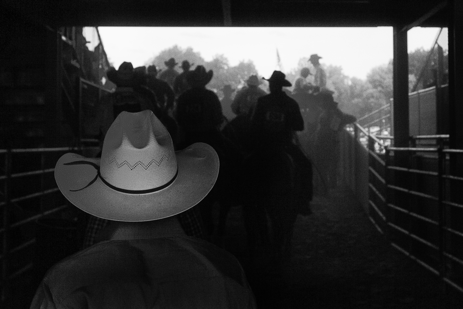 The Professional Rodeo Cowboys Association organizes over 100 rodeos throughout the year that take place all across America. Each event brings together cowboys from many areas to participate in the competition.