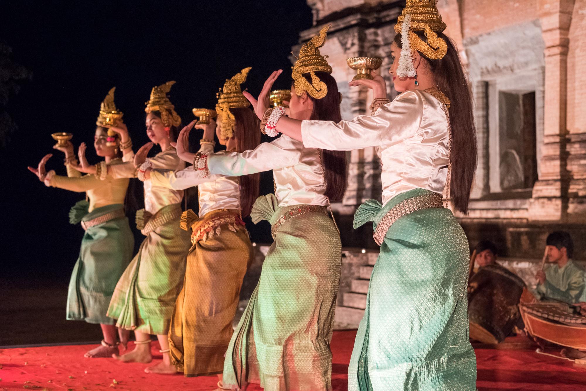 Prasart Kravan Temple, Cambodia