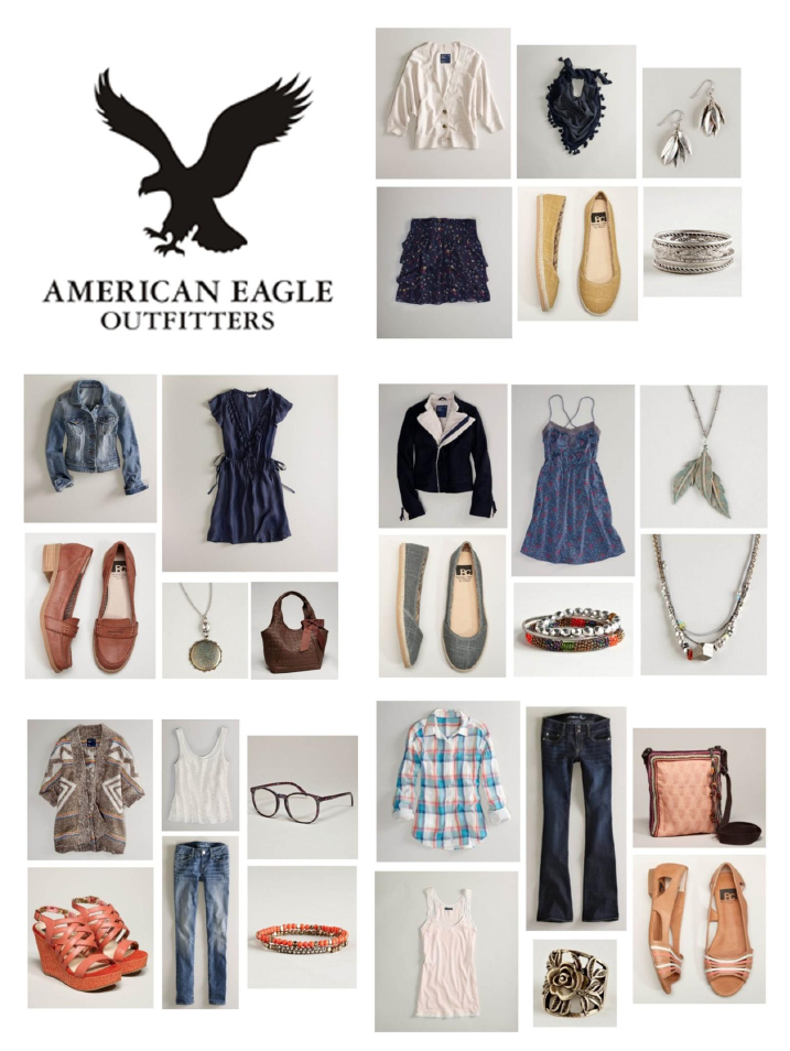 BC FOOTWEAR + American Eagle collaboration