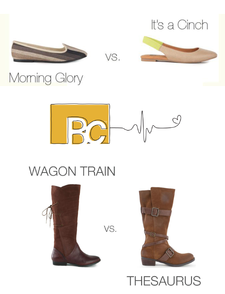 BC FOOTWEAR - Market Research