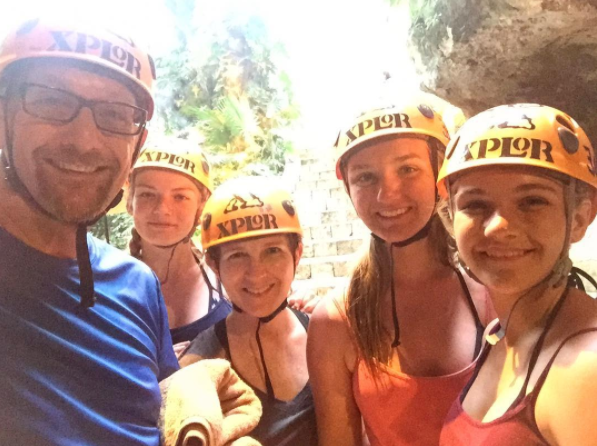 Underground paddle boarding through caverns and hitting the world's largest zip line course.
