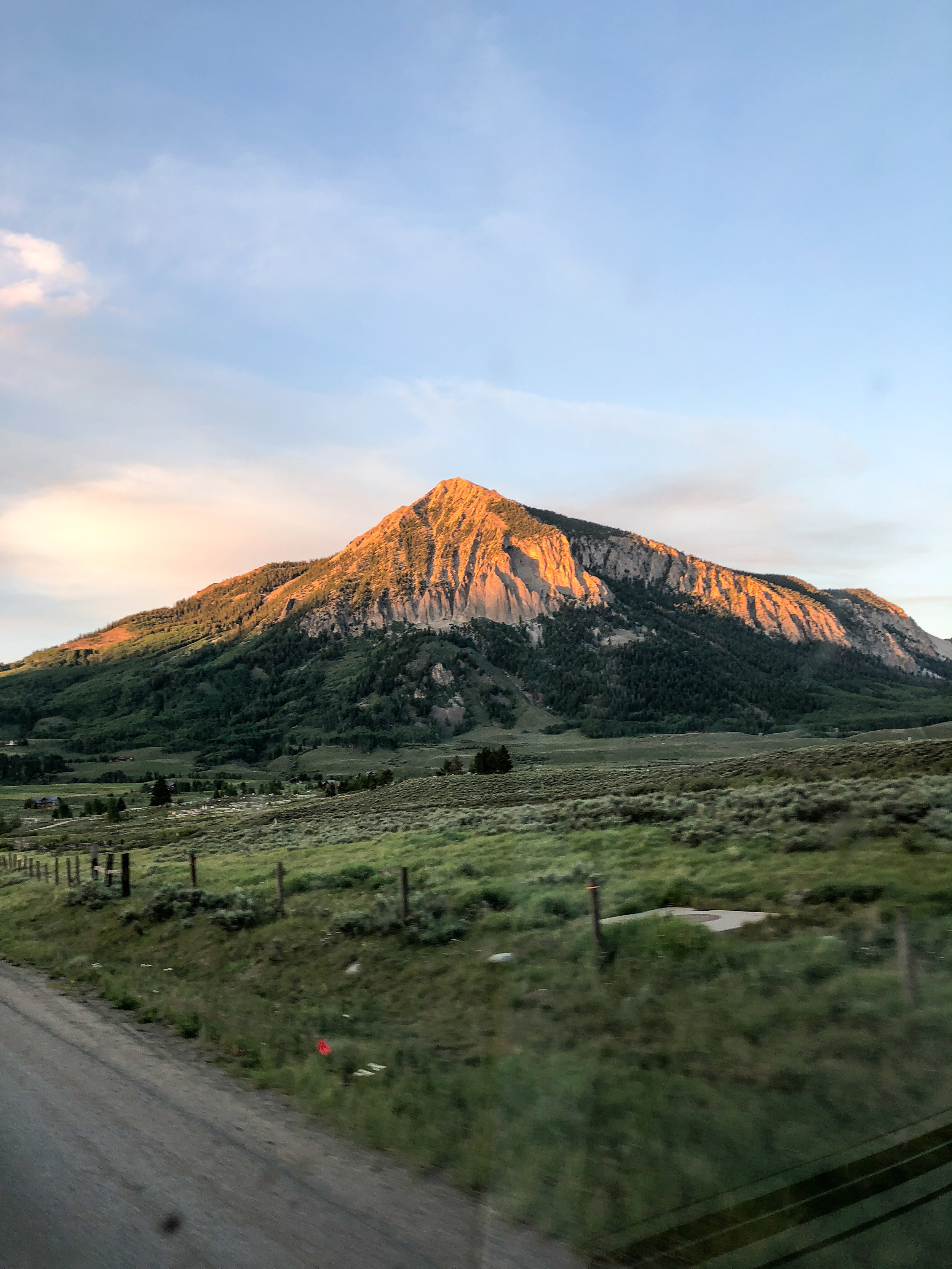 7:15PM - Crested Butte! I am here to work the Big Mountain Endurorace. Helping out with registration and check-in while meeting the pros and of course checking out the best that Yeti Cycleshas to offer.