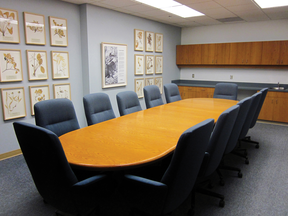 The Science Centre Boardroom