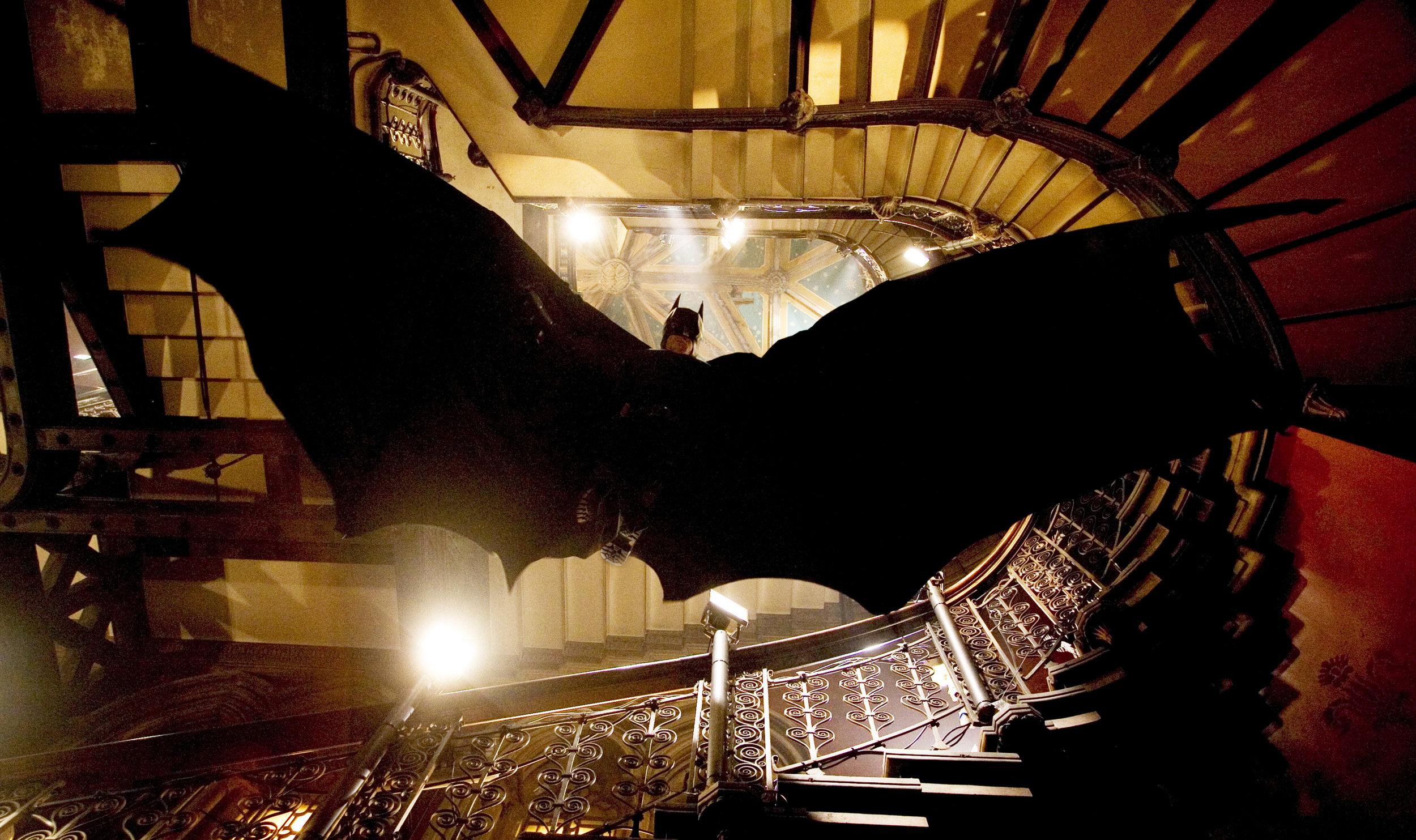 The Dark Knight Trilogy on IMAX 15/70MM Film