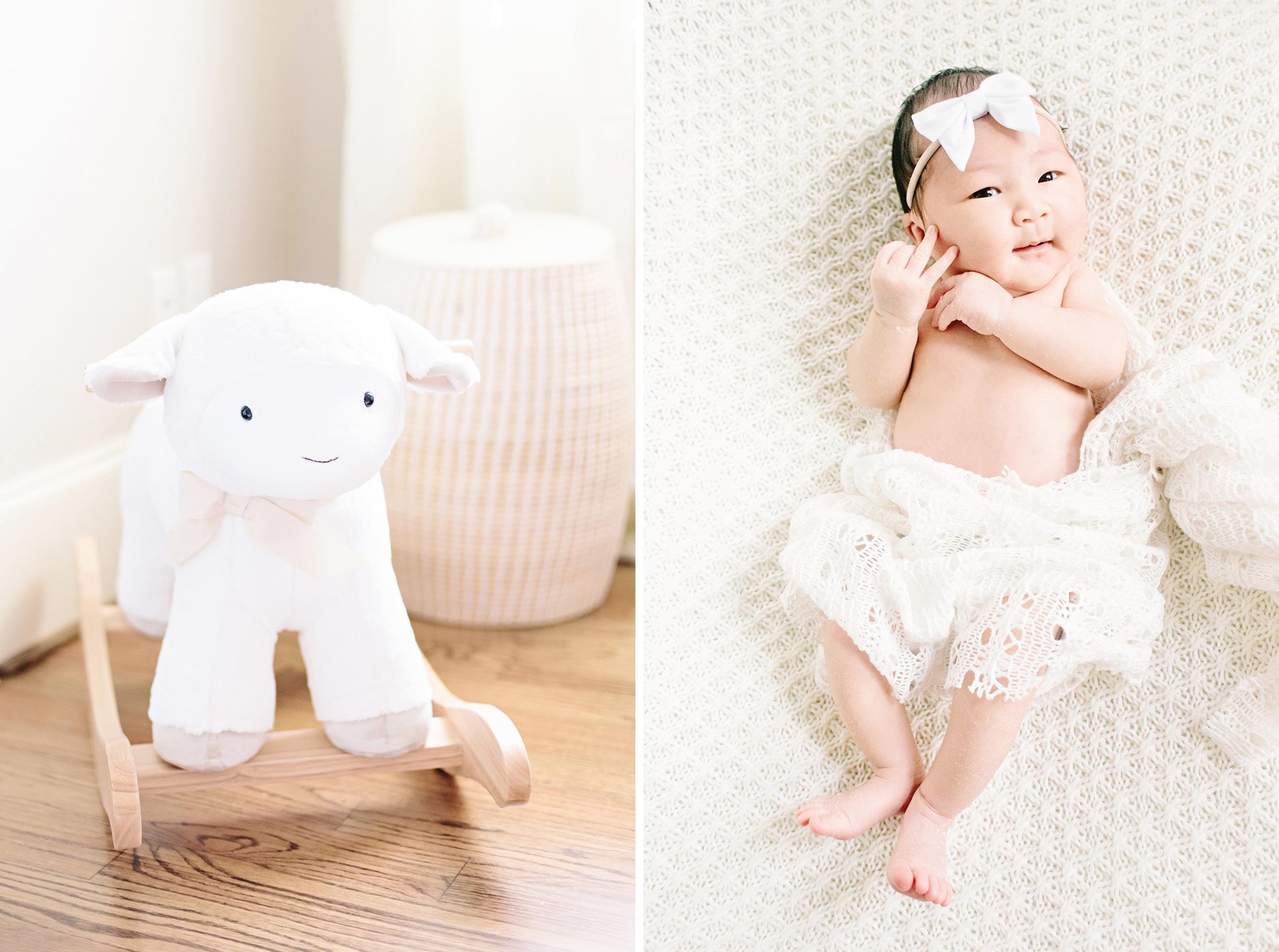 Houston Lifestyle Newborn Photography_Nursery Inspiration