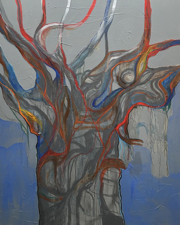 Blue//Tree