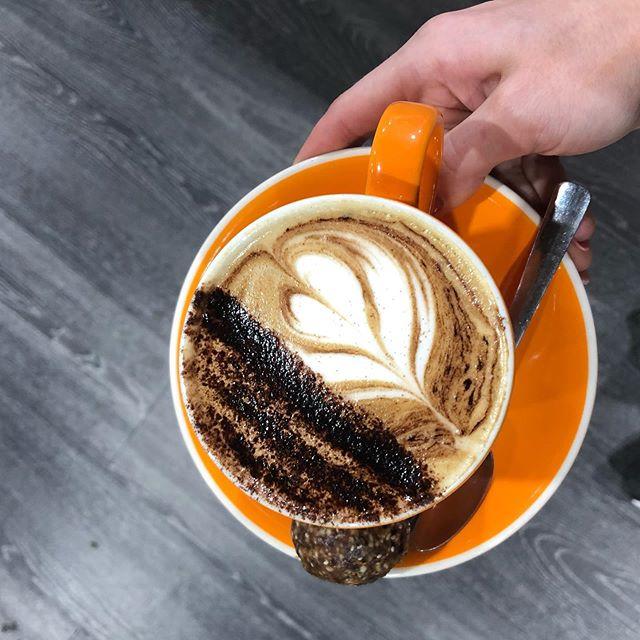 No filter needed 😍☕️ - - - #coffee #thefieldwholefoods #organic #wholefood #health #vegan