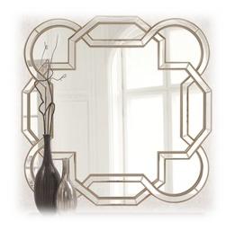 Geometric Wall Mirror by  Mercer41™
