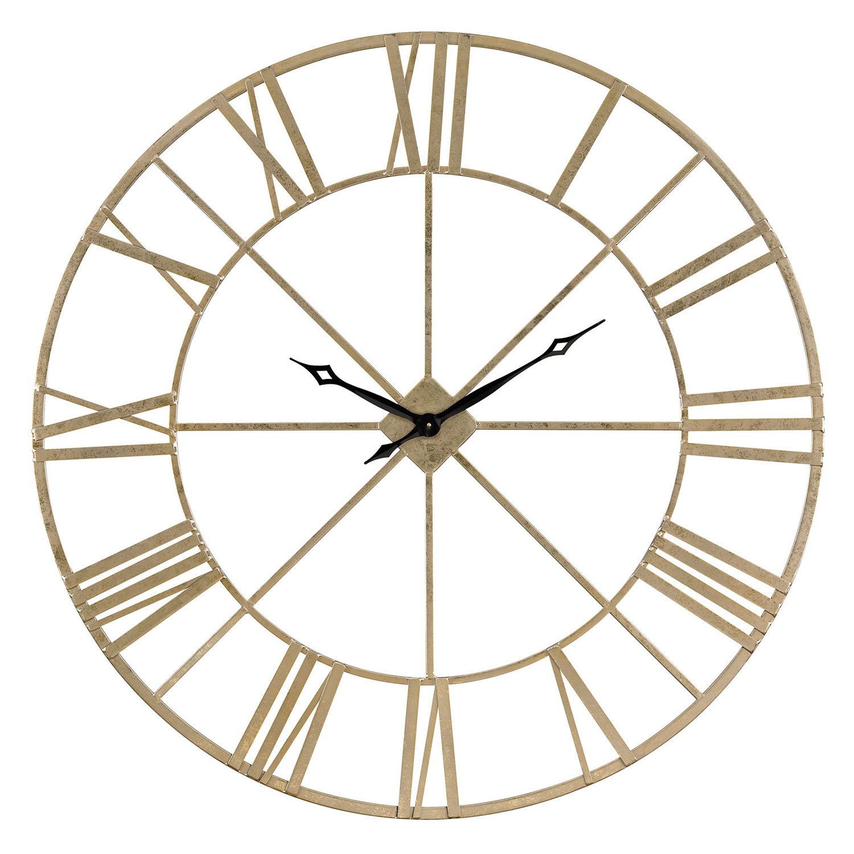 8 - Nadia Gold Wall Clock.jpg