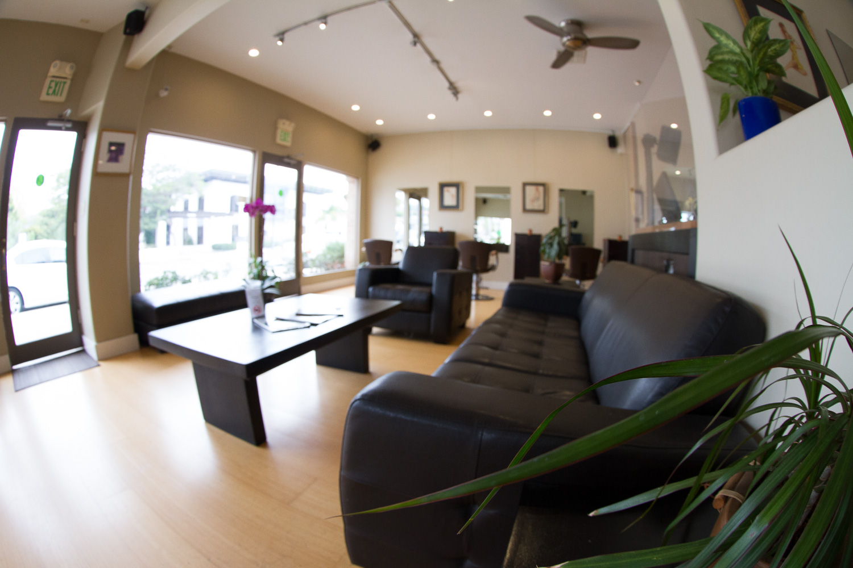 Hair Salon Lounge Santa Barbara