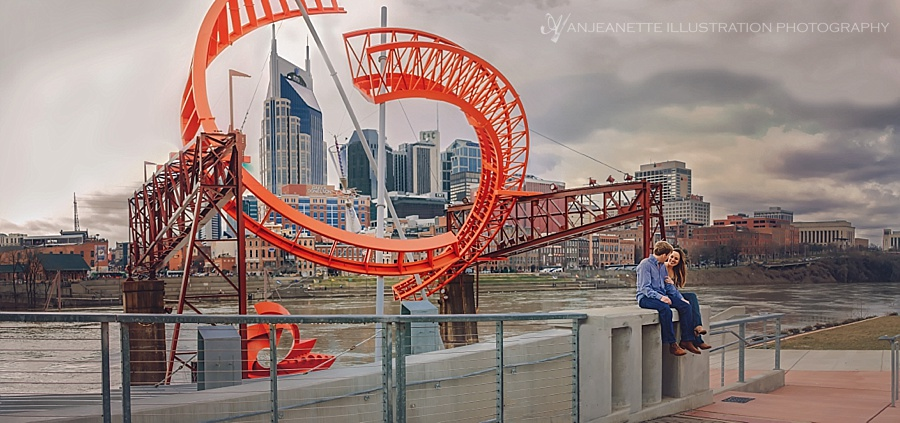 NashvilleArtistic Proposal Photographer Anjeanette Illustration Photography