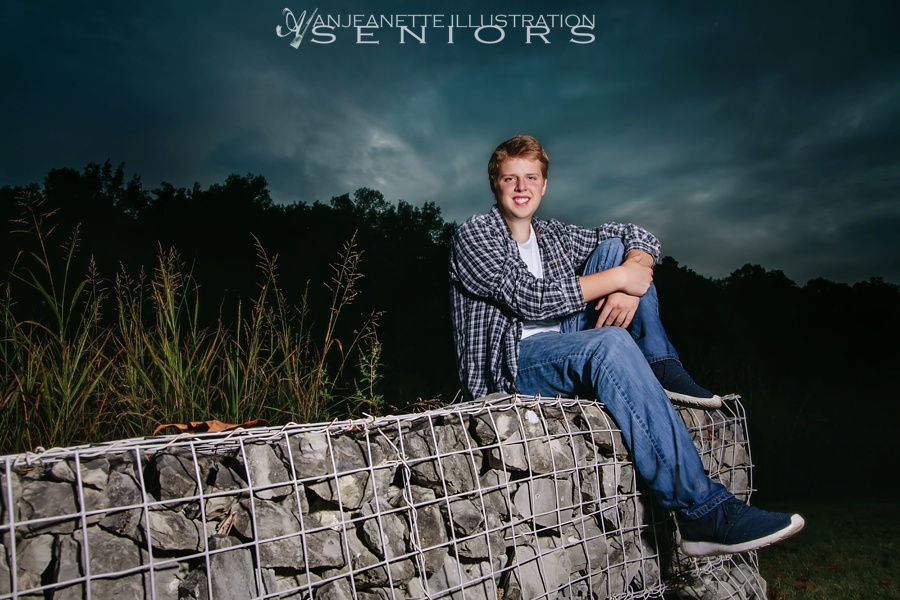 Senior pictures Hendersonville Tn photographer Anjeanette Illustration Photography Artistic Portraits