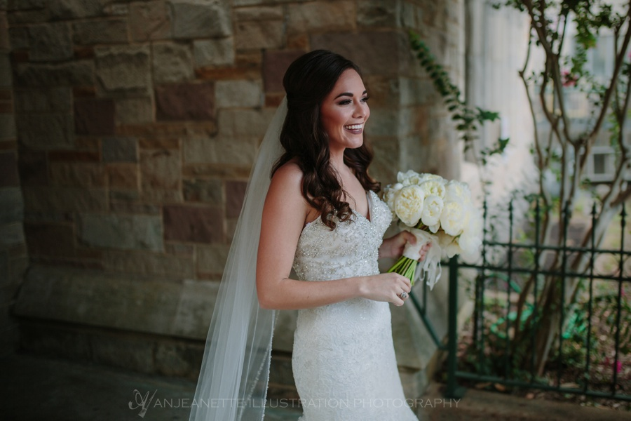 Nashville Parthenon Wedding Artistic Wedding Photographer Anjeanette Illustration Photography