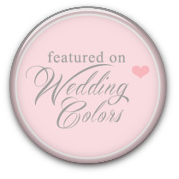 nashville wedding featured on wedding colors