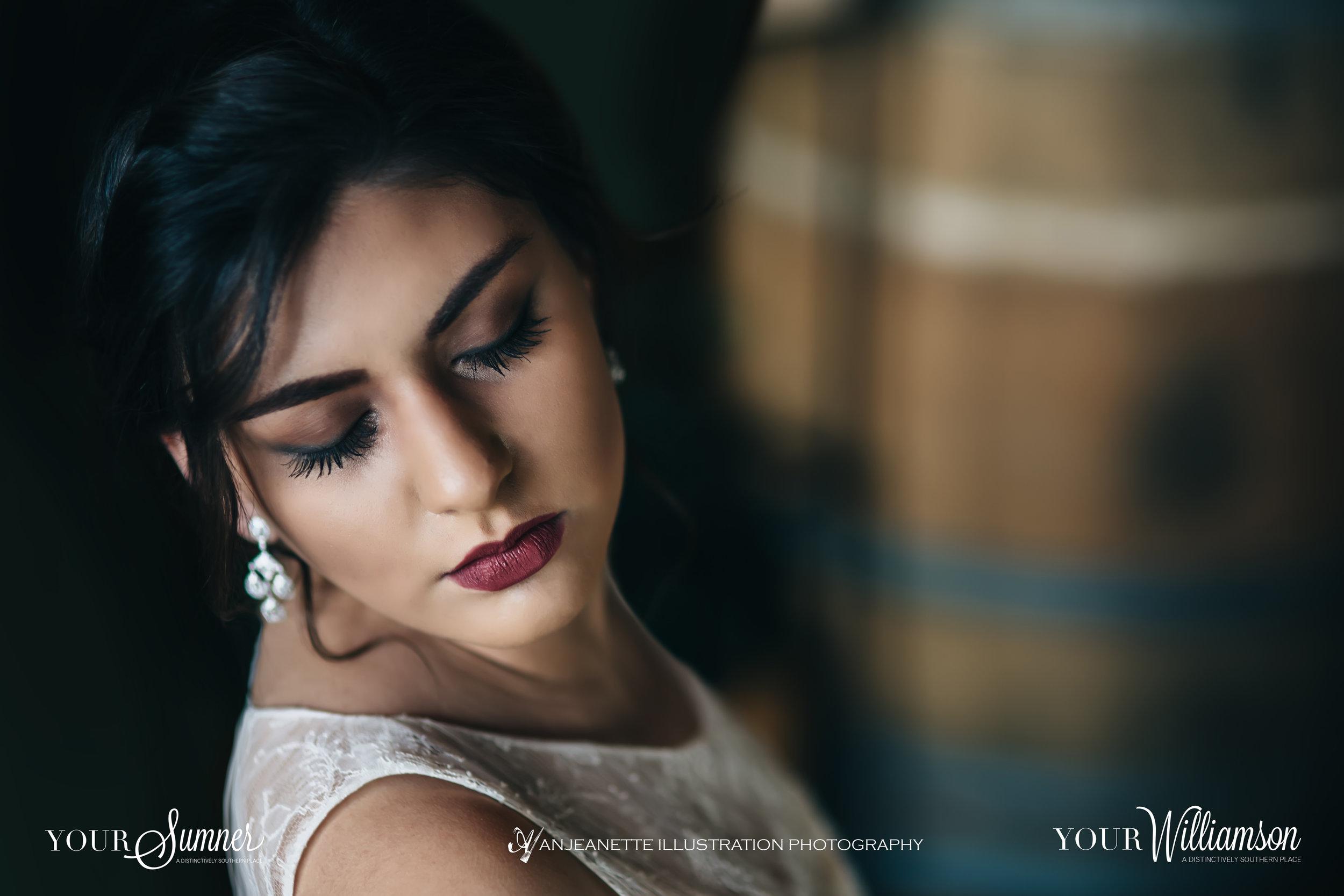 Hendersonville Tennessee Wedding Photographer Anjeanette Illustration Photography