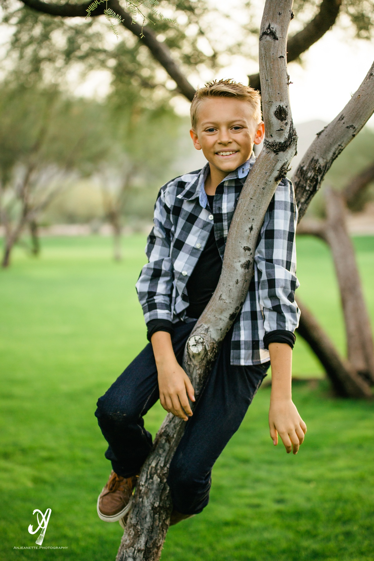 Peoria phoenix arizona senior family pictures by children photo portrait artist anjeanette photography glendale az