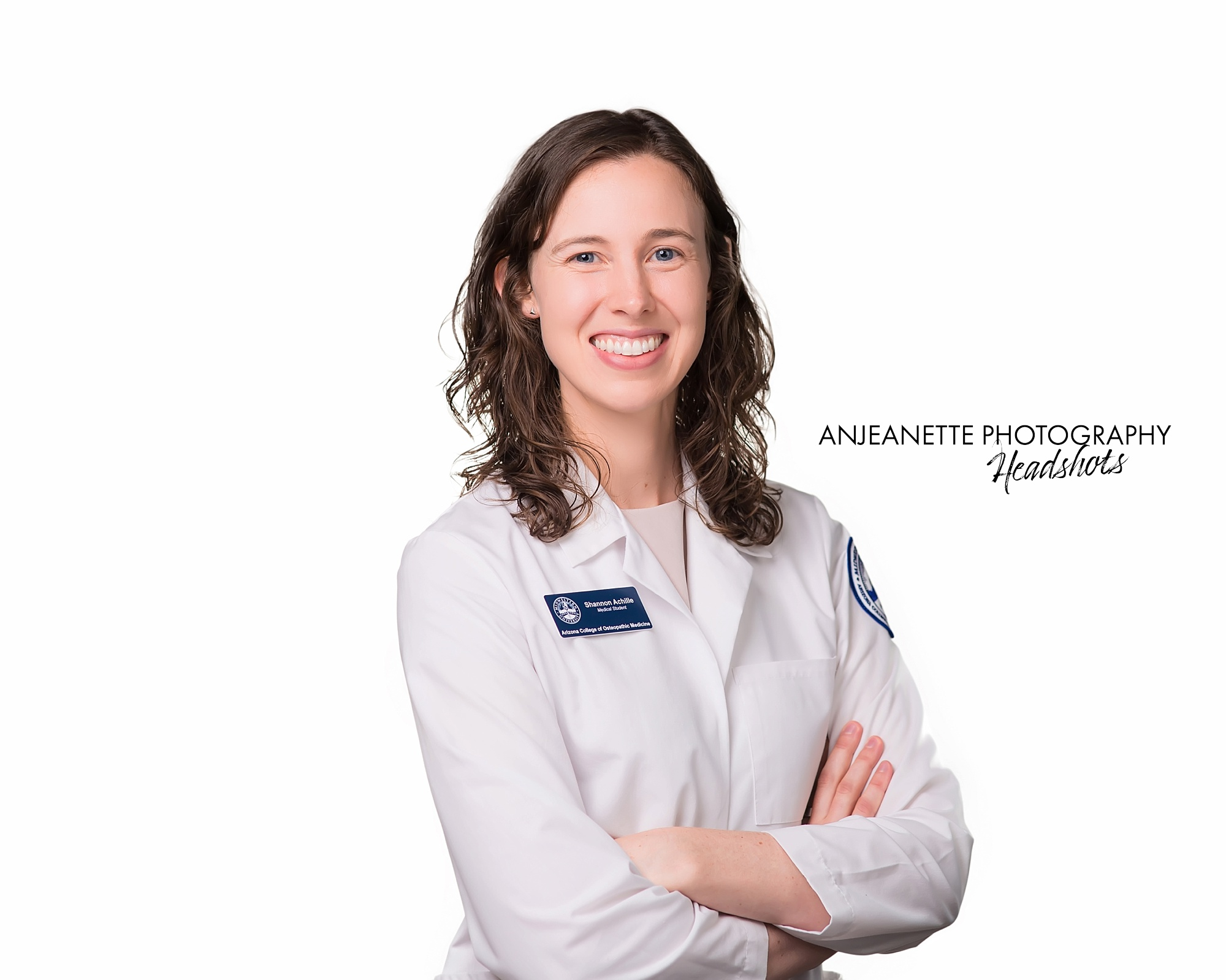 best headshots phoenix doctor medical student midwestern university business portraits professional pictures arizona