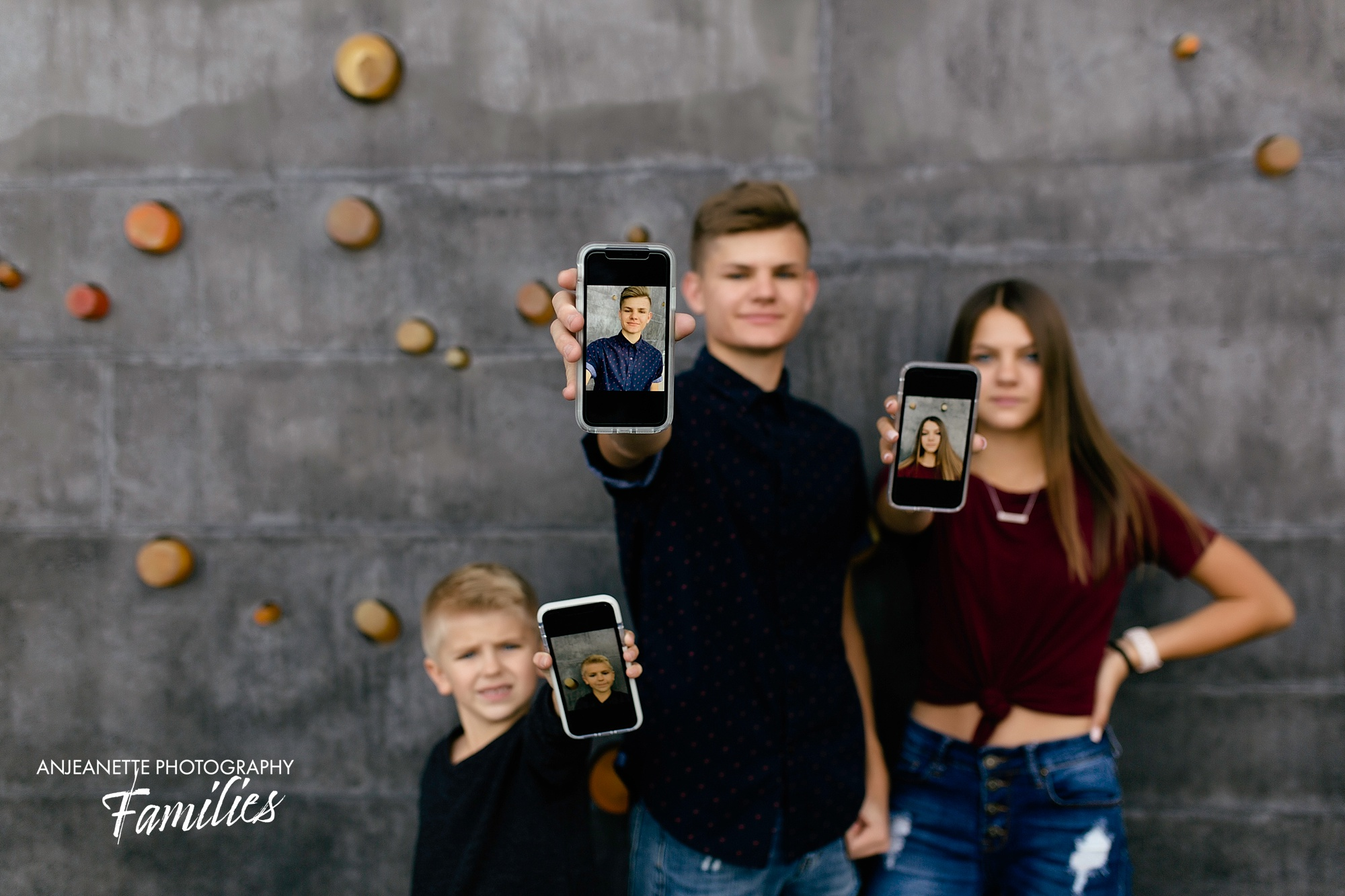 Best family picture places near Phoenix Arizona for children's pictures Anjeanette.Photography peoria az