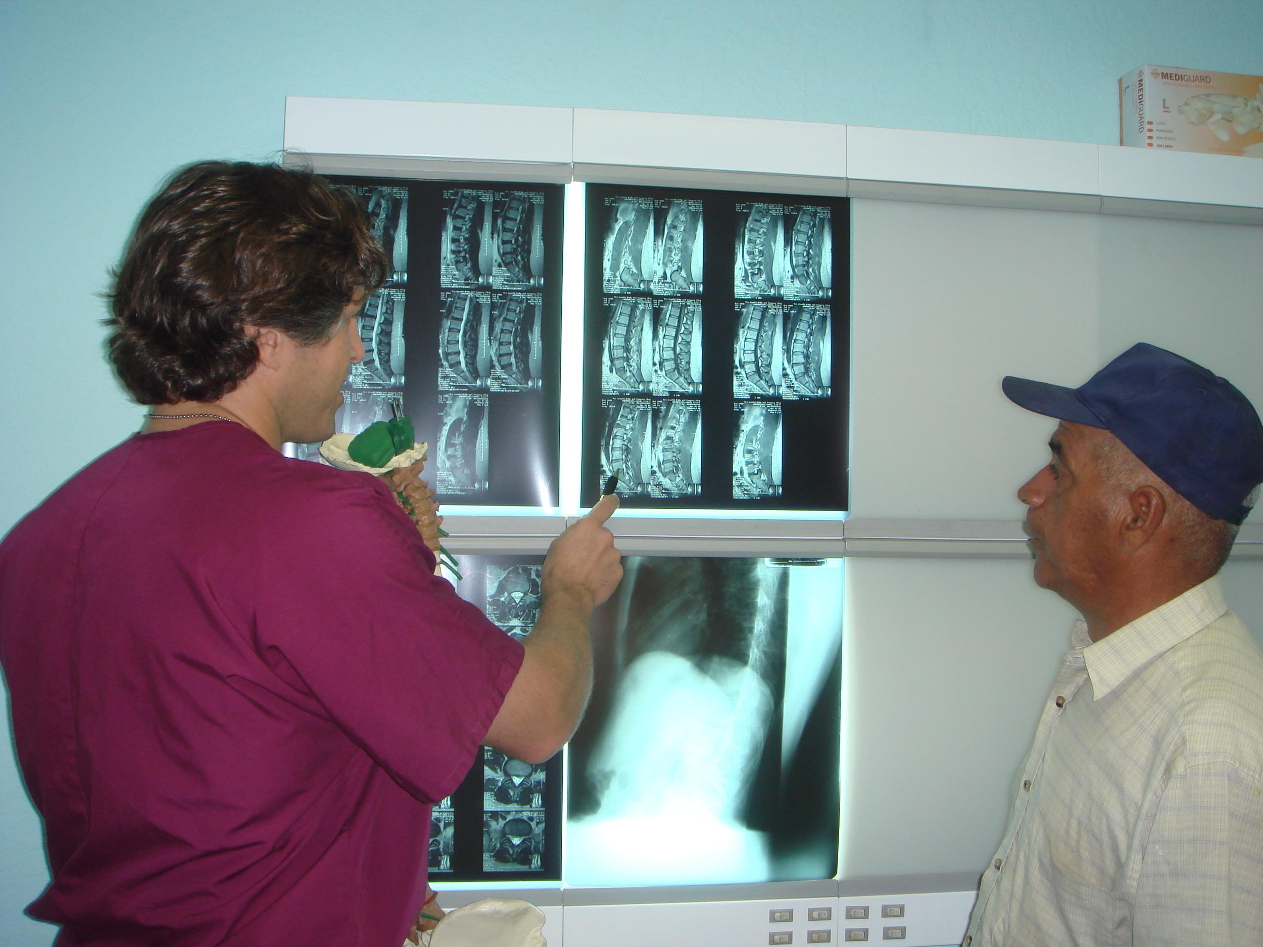 X-Ray room