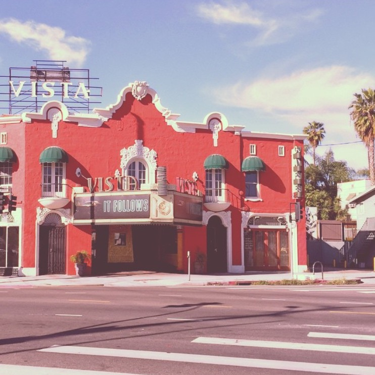 The Vista Theater