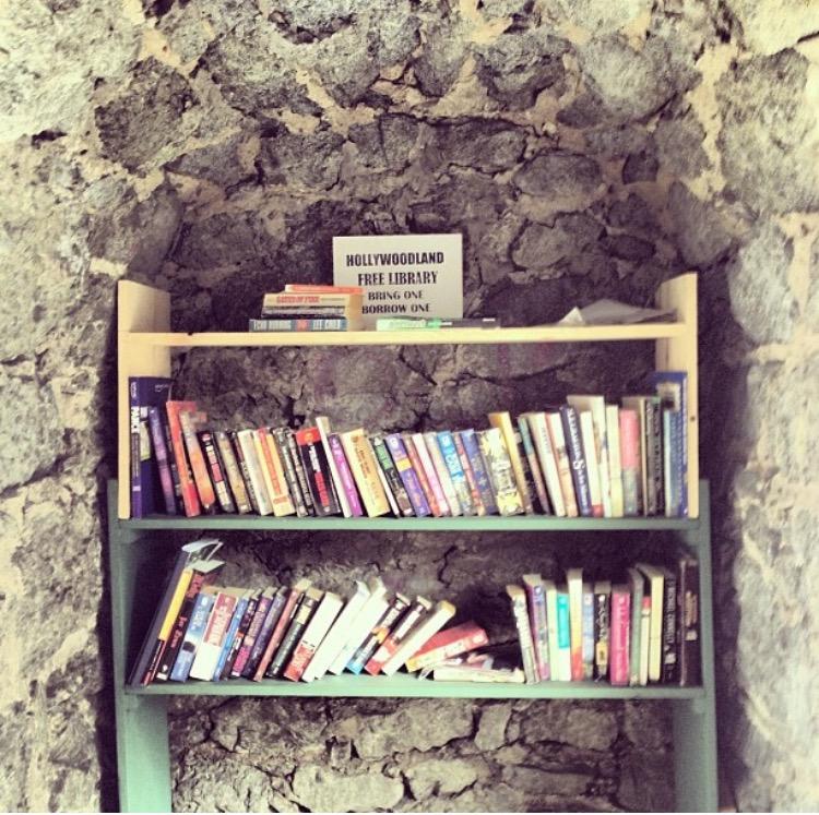 Hollywoodland Free Library