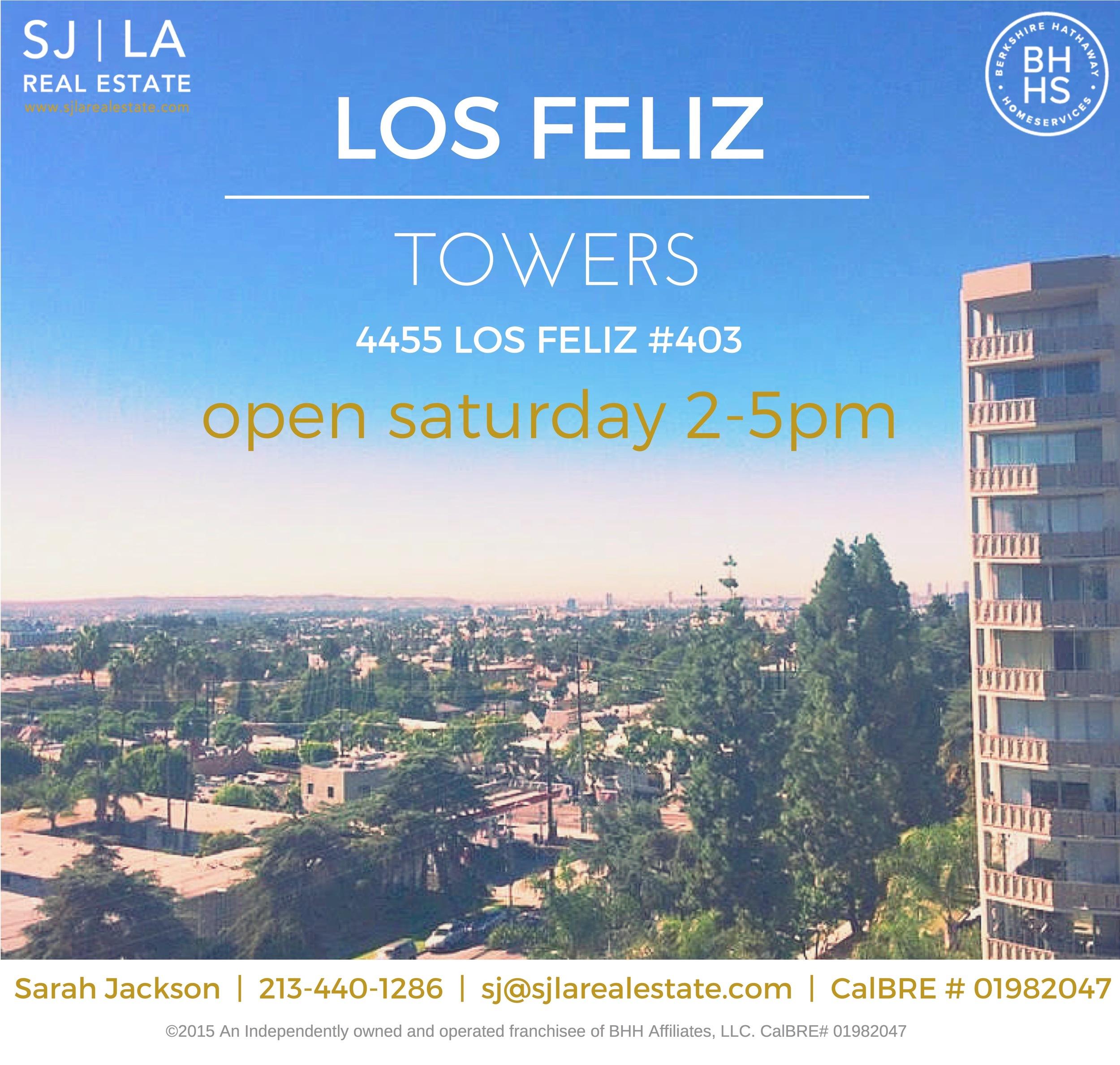 Los Feliz Towers