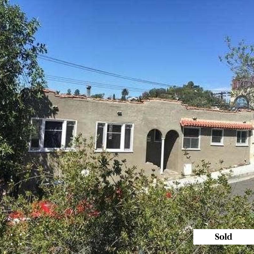 Echo Park Duplex | Represented Buyer