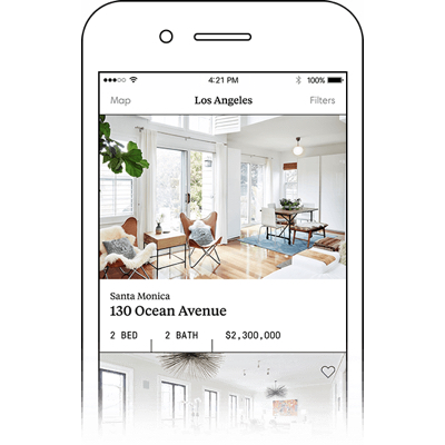 Compass App - is your mobile search platform, allowing you to sort and filter homes, save them to Collections, and correspond with me directly. It also provides complete listing information so that you can make swift decisions on the go.