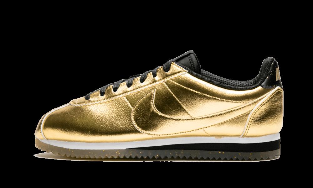 GOLD NIKE CORTEZ - Nike