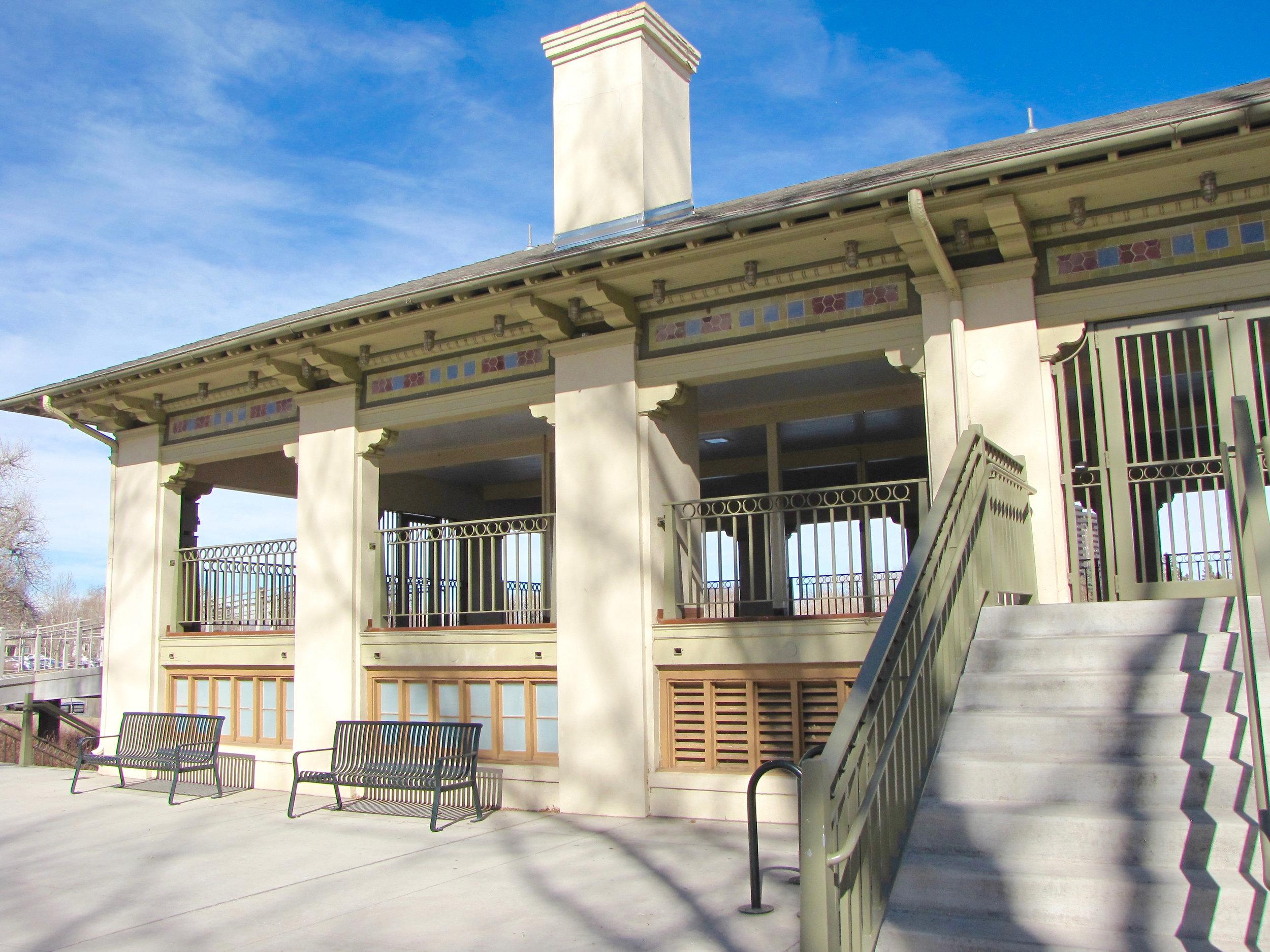 Boathouse-Washington Park, Denver
