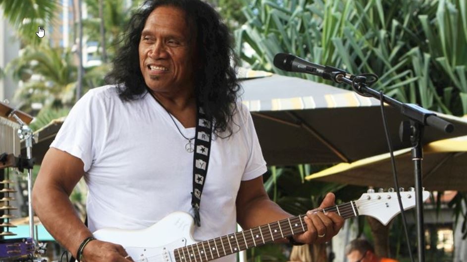 One of Hawaii's most beloved musicians, Henry Kapono, right, will perform again this year. All photos courtesy of Don the Beachcomber Annual Mai Tai Festival Website.