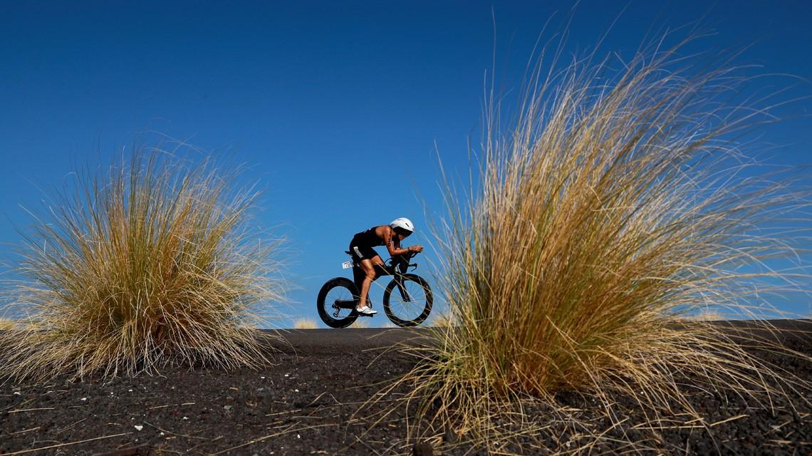 Photo courtesy Ironman World Championship.