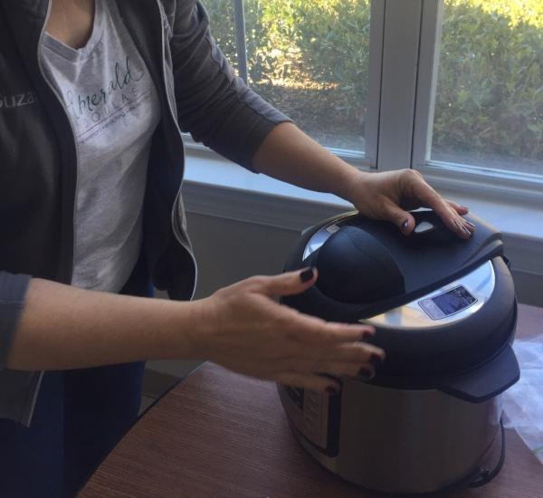 Instant Pot Recipe Testing