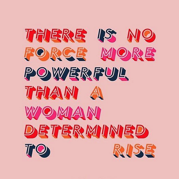 Powerful Woman Quote