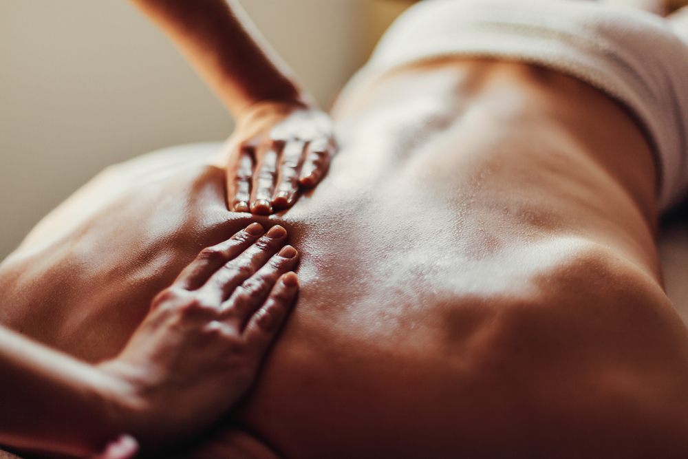 Harvest Moon Massage