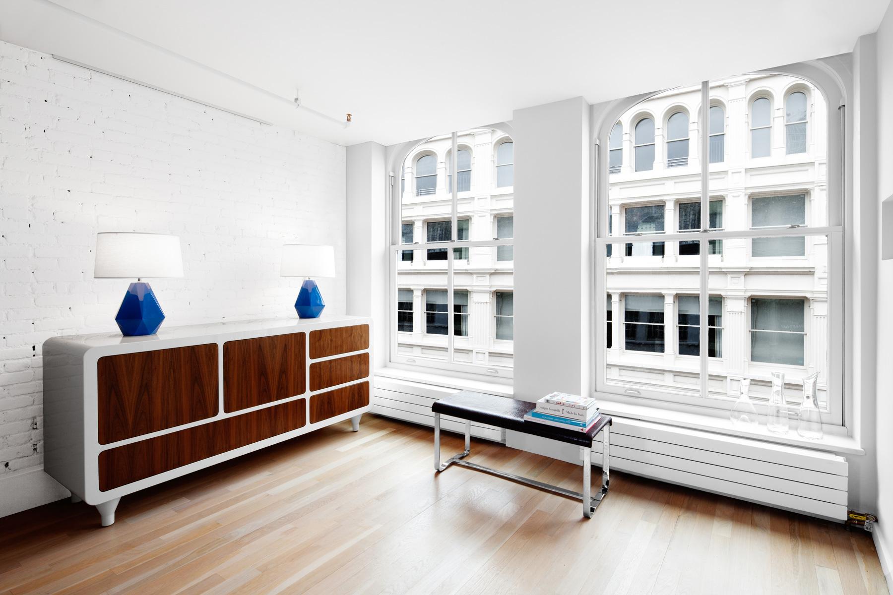 Mercer Street Residence