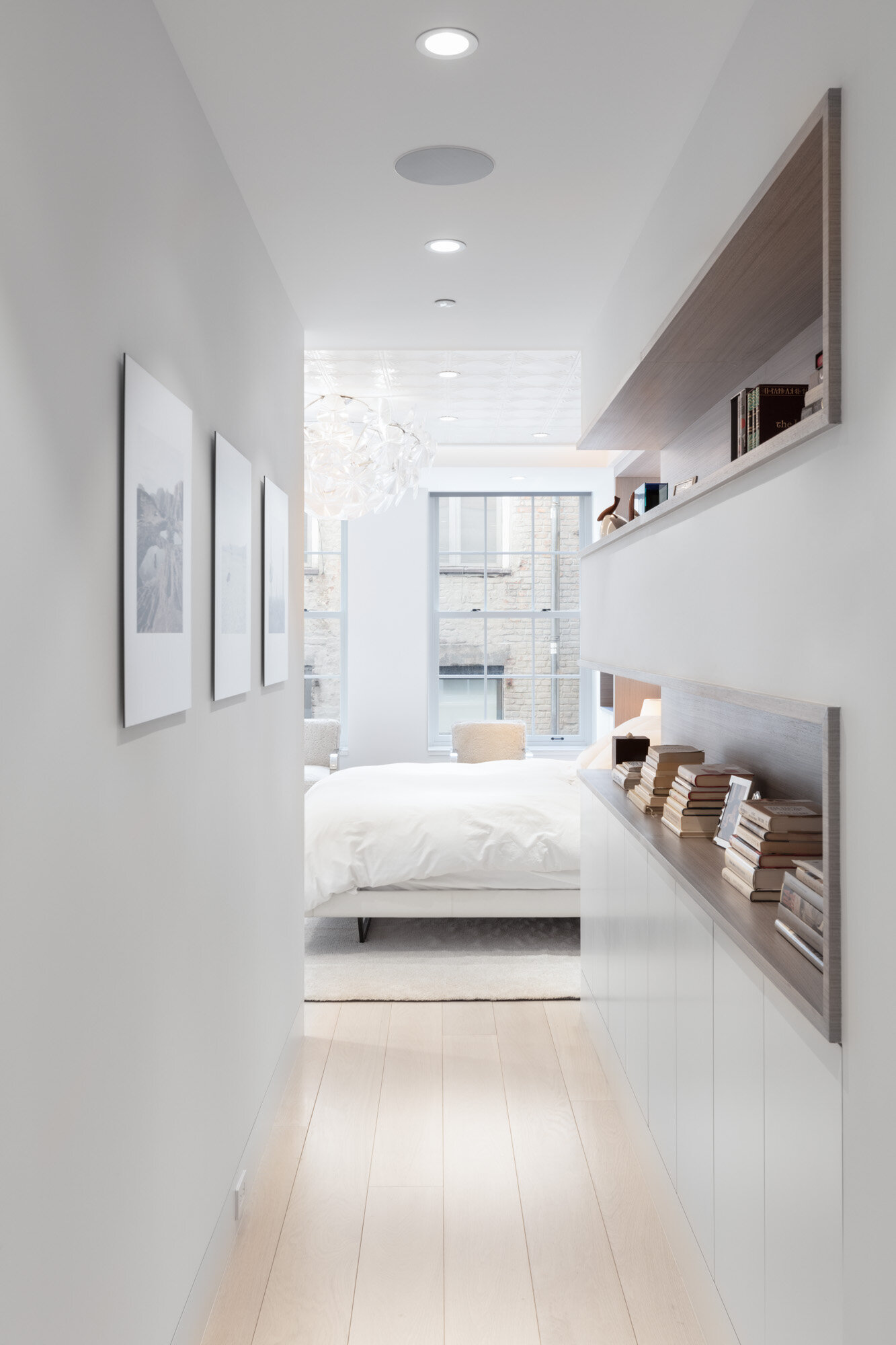 Grand Street Residence Alexander Butler Design Services Llc