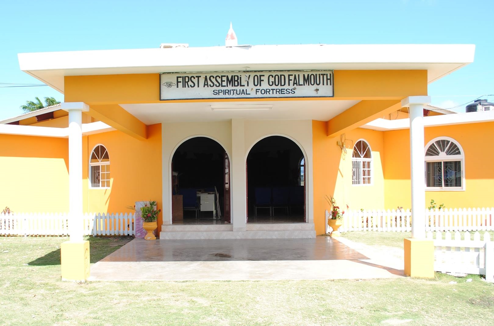 First Assembly of god, falmouth Jamaica