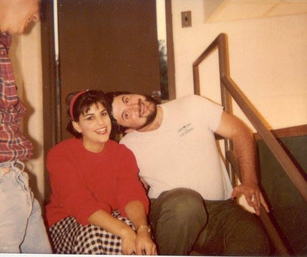 Amy Delouse (Jan)and Bruce Dworkin (Director)(1987)