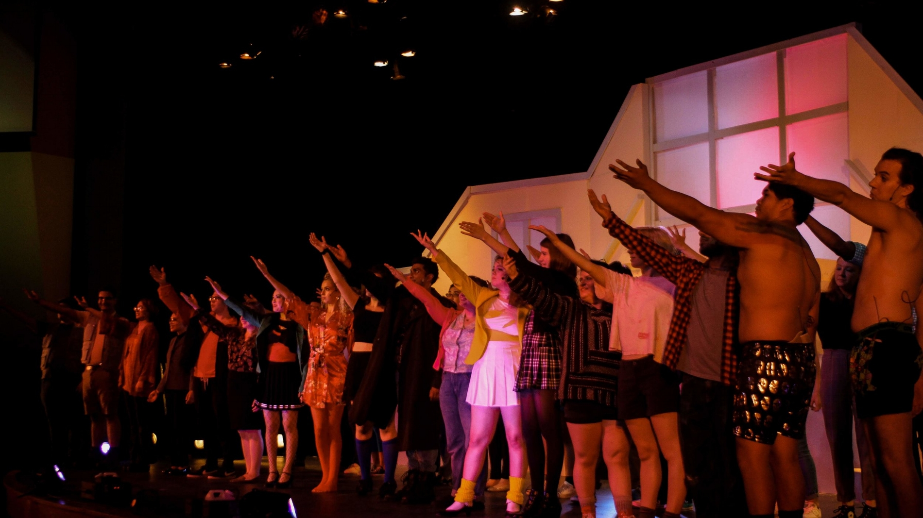 Congrats to the cast, crew, pit, and staffs of  Heathers  and  Little Women !  To keep up-to-date with Wildwood Summer Theatre, follow us on social media or subscribe to our  newsletter .