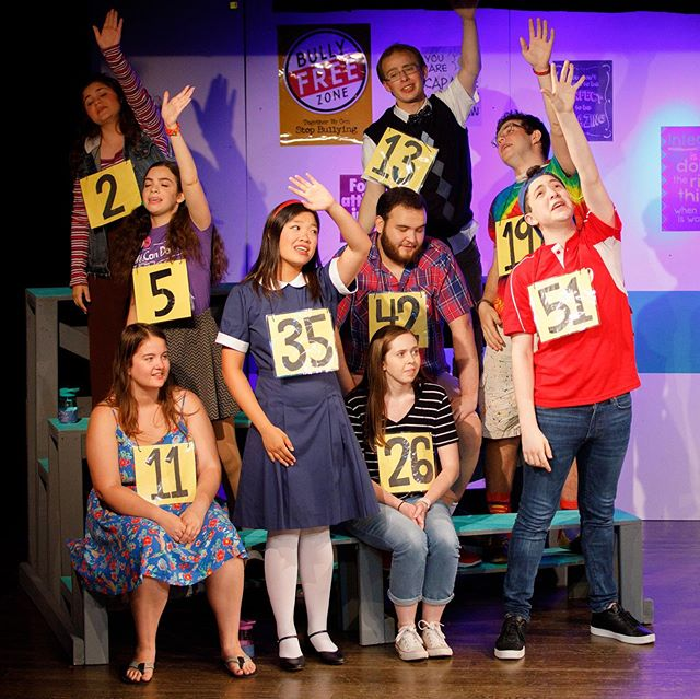 No need to say GOODBYE to Putnam yet! You have three more chances to see the show this weekend - don't miss out!  Remaining performances: Friday 8/2 at 8pm Saturday 8/3 at 2pm and 8pm  Get your tickets at www.wst.org/tickets
