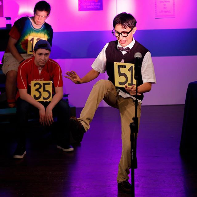 Happy closing day to the cast and crew of The 25th Annual Putnam County Spelling Bee! Be sure to come see the show at 2pm or 8pm today!  For tickets, go to www.wst.org/tickets