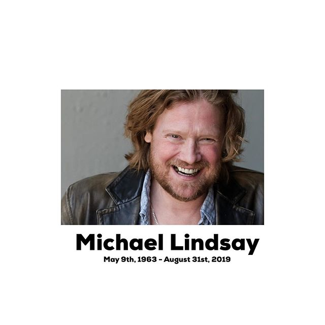 "It is with a great sadness that we share that one of our notable alumni, Michael Lindsay, passed away on August 31st after a short illness. He is survived by his wife, Linda, his two children, Dylan and Kyra, and his sister, Tully.  A graduate of Our Lady of Good Counsel High School (class of 1981) and Adelphi University (class of 1985), he is known for his work as a stage and screen actor, a comedian, a writer, and especially for his voice-acting work in anime and video games (most prominently as the voice of Kisuke Urahara in Bleach, Kankuro in Naruto,  Joe Kido in Digimon, and Amuro Ray in the first three Mobile Suit Gundam compilation movies). But Mike was perhaps best known as a loving and loyal friend, husband and father, as a passionate artist, and, as many have described him recently, ""the funniest person I have ever met."" Not unlike two of his idols, Jonathan Winters and Robin Williams, he could find the humor in any situation. Even his own pain. He knew the value of laughter, and he used his immense gifts to share it with everyone he touched.  No public funeral or memorial services will be held, but donations may be made to his favorite charity, St. Jude's Hospital for Children (https://www.stjude.org )."