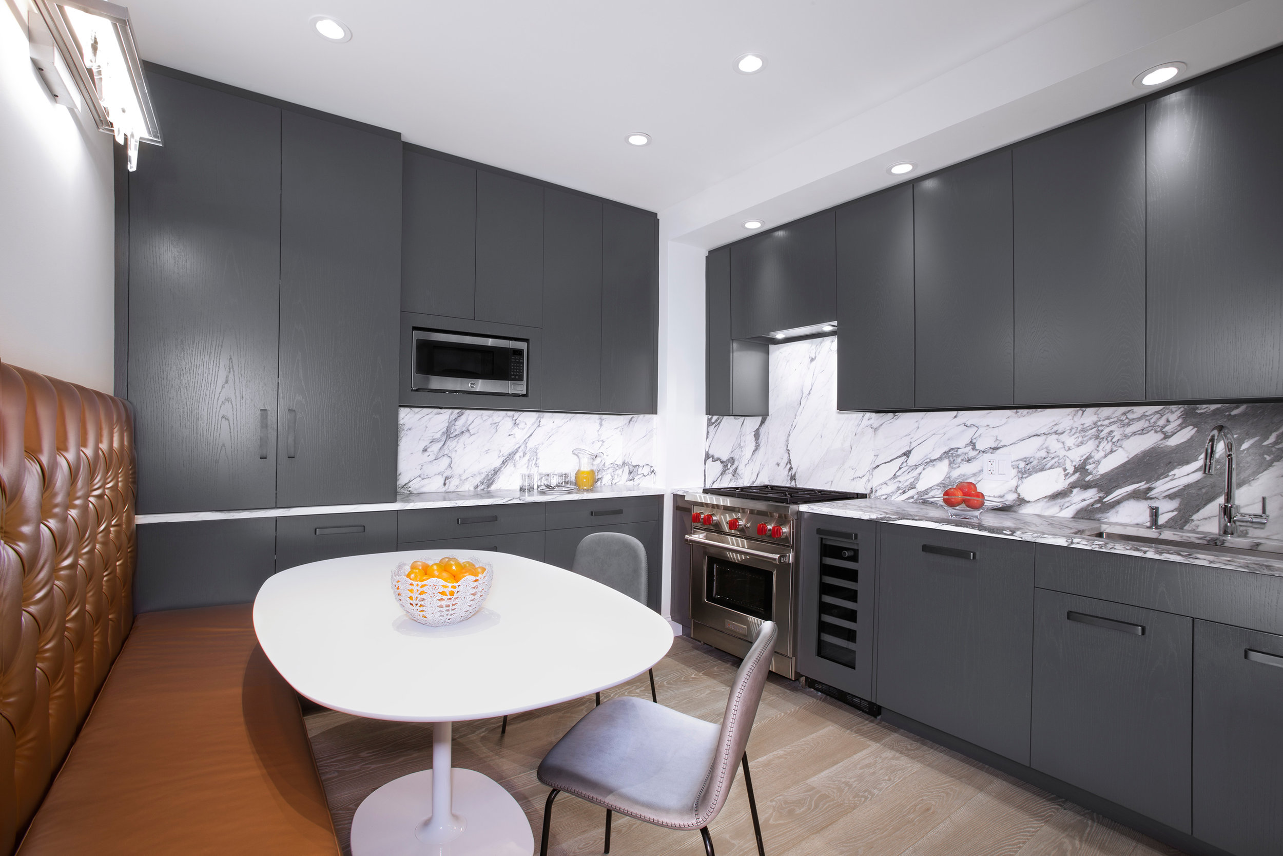 interior Design Photography in New York By Jonathan R. Bevkerman Design By Evelyn Benatar 7th Ave_apt Kitchen 04.jpg