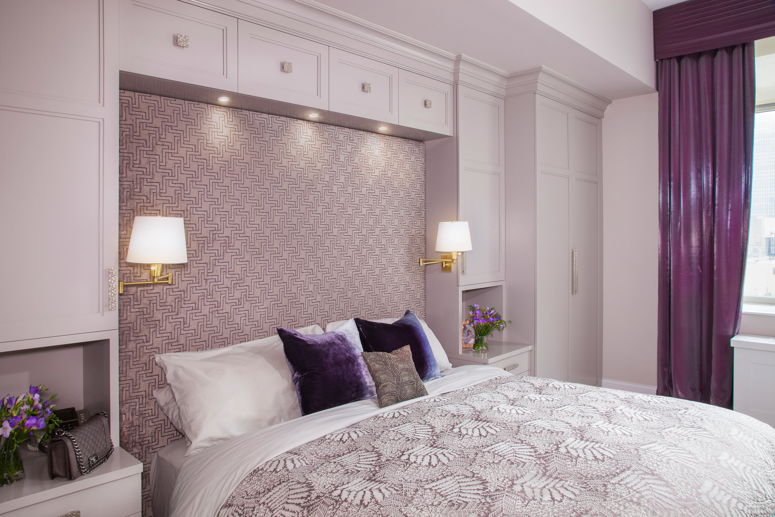 interior Design Photography in New York By Jonathan R. Bevkerman Design By Evelyn Benatar 7th Ave_Master Bedroom 01.jpg
