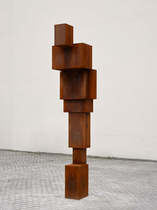 BIG PROP II, 2014    Anthony Gormley