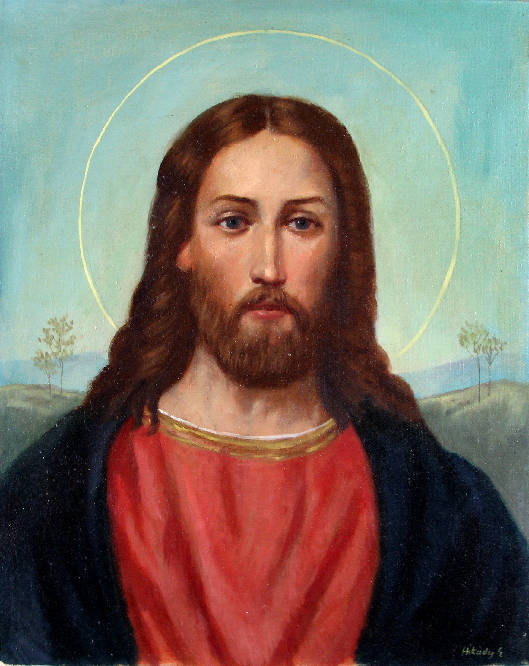 Jesus With Halo (1950-1970)