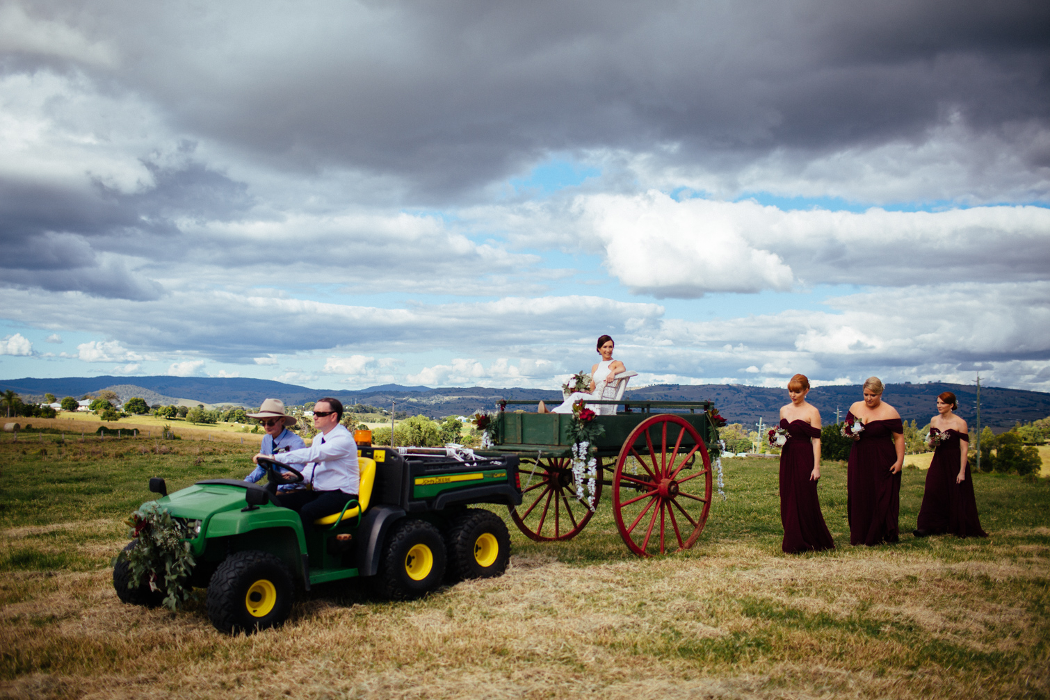 Country Cowboy and Cowgirl Wedding by Gold Coast Wedding Photographers-21.jpg